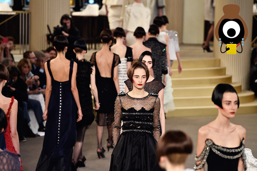 Chanel: On The Money