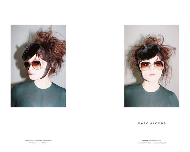 Helena Bonham Carter for Marc Jacobs Fall11 image1.jpg
