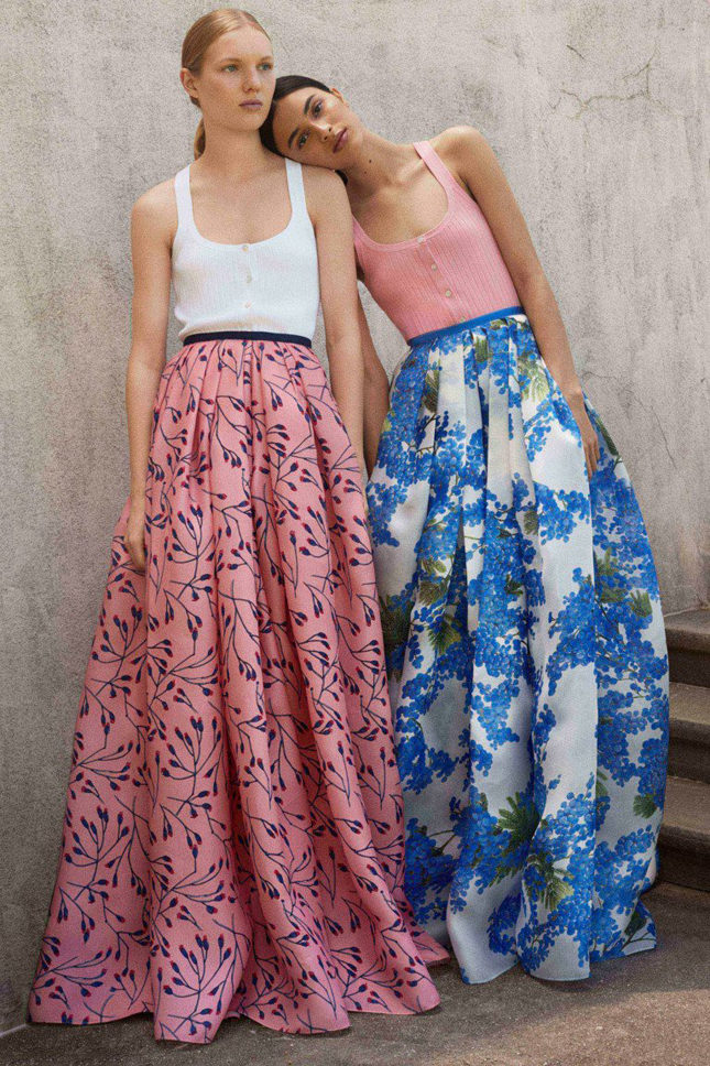 Carolina Herrera resort 2018