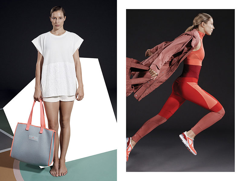 adidas by Stella McCartney весна-лето 2015