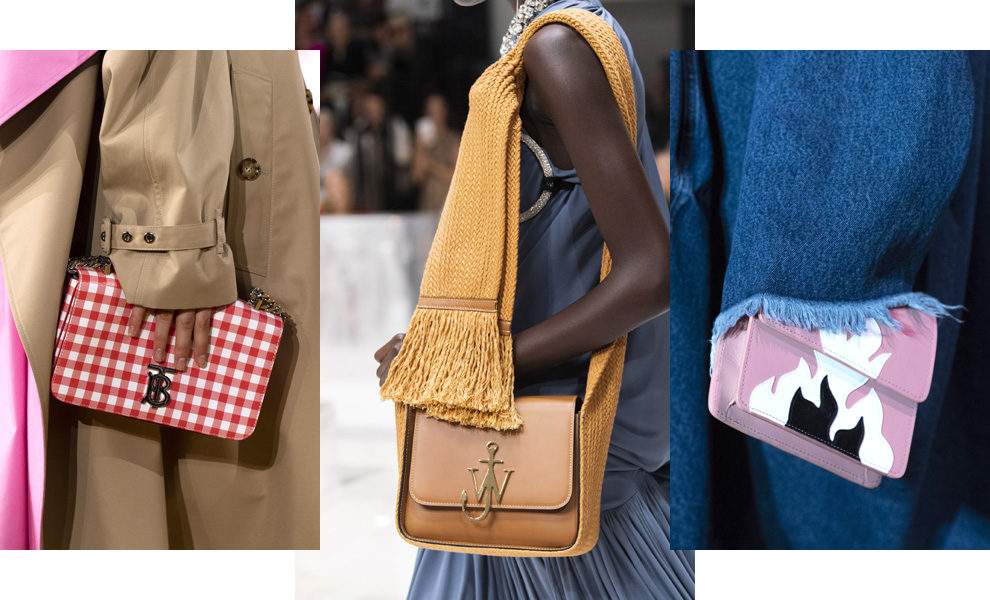 Burberry, JW Anderson, Marques