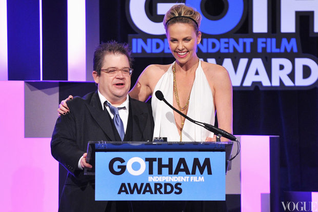 Patton Oswalt; Charlize Theron.jpg