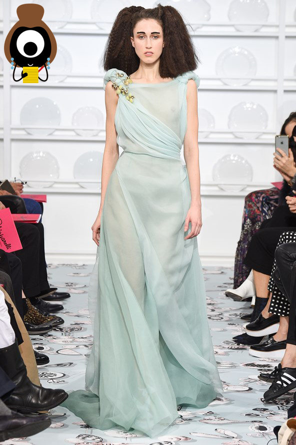 #SuzyCouture: From Surrealism To Realism: Schiaparelli's Delicious Dish
