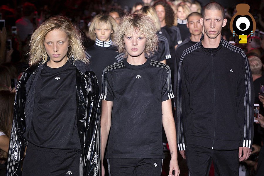 #SuzyNYFW: Alexander Wang Sends Trucks Of Adidas Merch ...