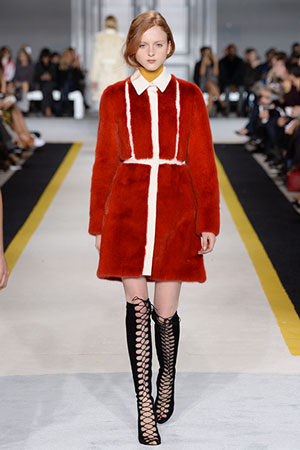 Sonia Rykiel: A Blast from the Past