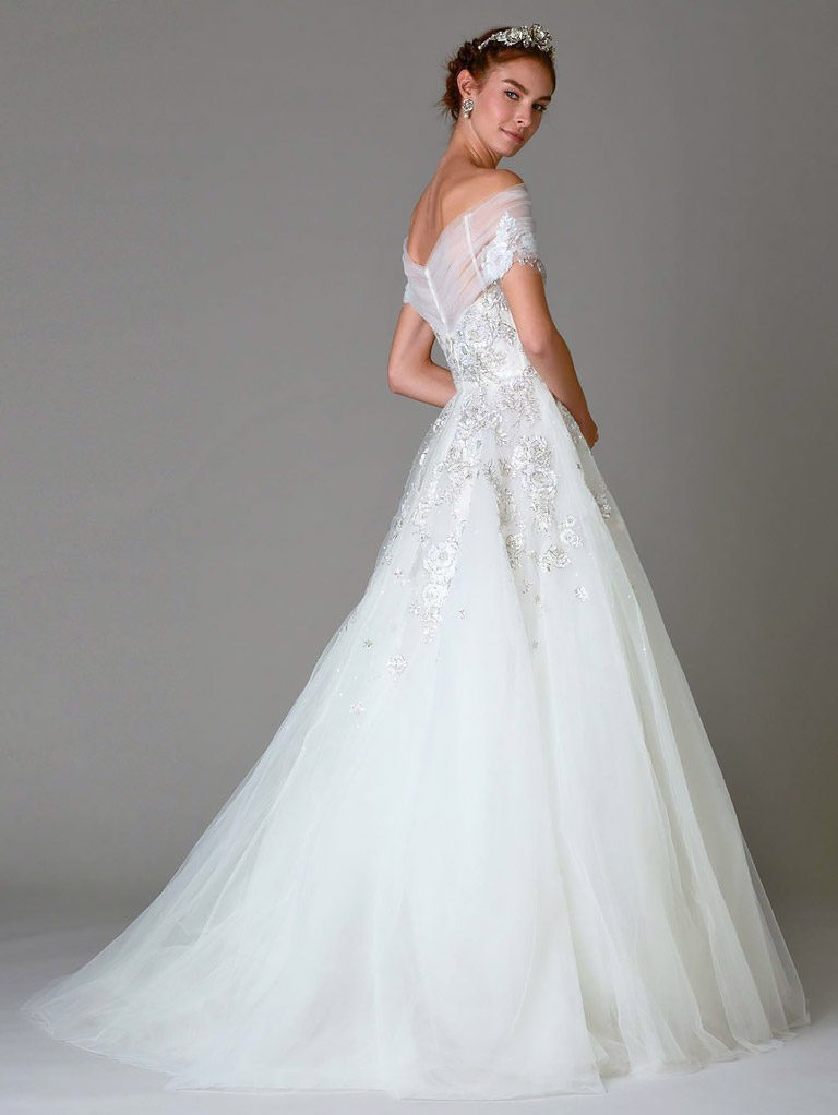 Marchesa Bridal осень-зима 2016