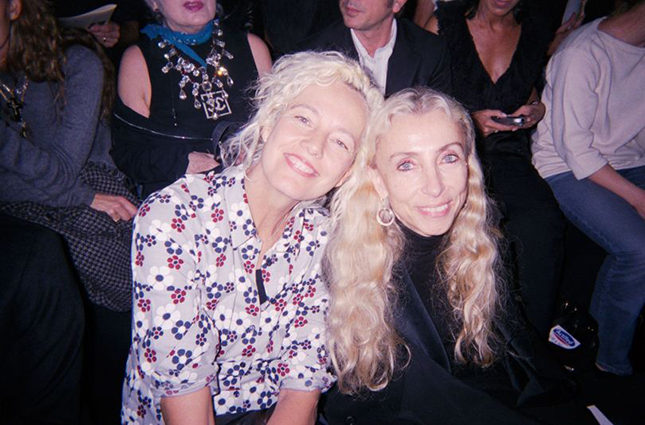 With photographer Ellen von Unworth