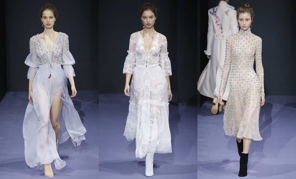 Temperley London осень-зима 2016