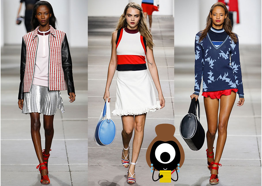 Suzy Menkes: Topshop Unique Lives for the Weekend