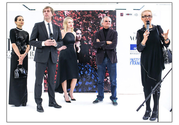 Private view выставки «Dior Couture, Патрик Демаршелье»