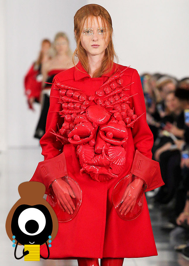 Suzy Menkes: John Galliano, The Return