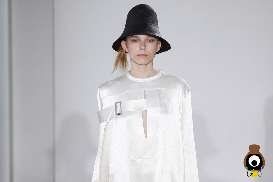 #SuzyMFW: Jil Sander — Softening the lines