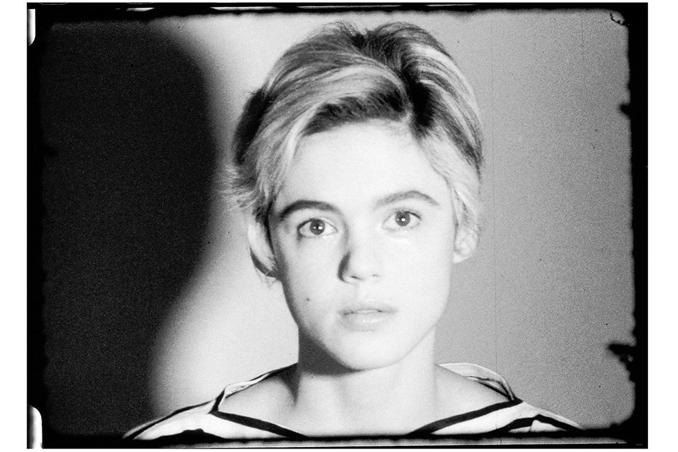 Andy Warhol Screen Tests: Edie Sedgwick, 1964, The Andy Warhol Foundation