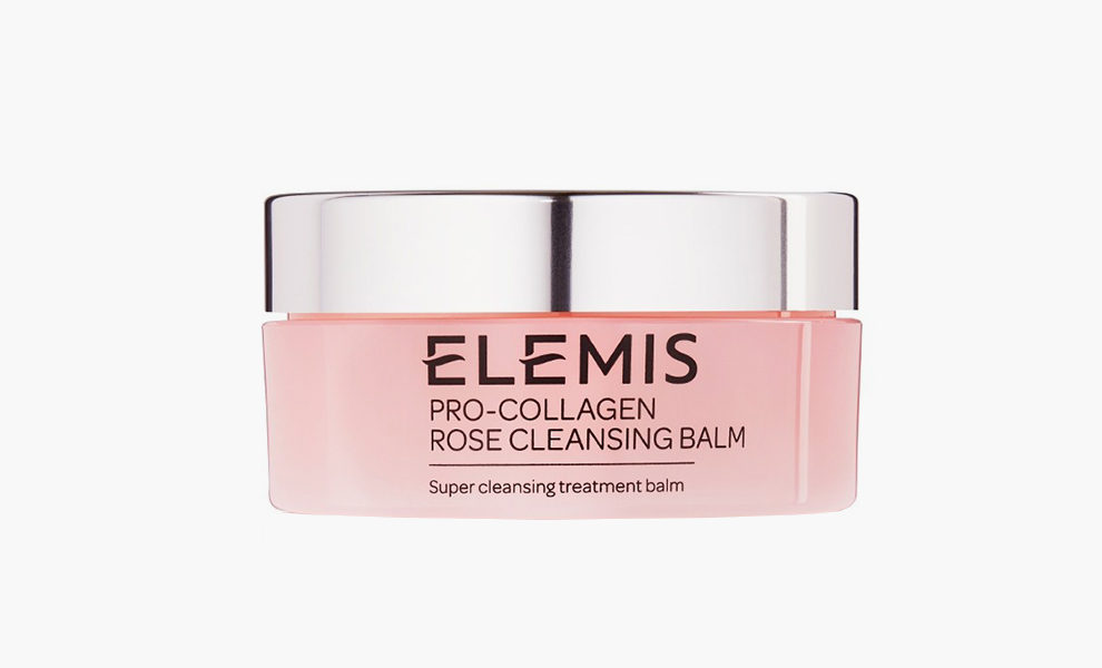 Elemis, Pro-Collagen Rose Cleansing Balm, elemis-russia.ru (в продаже с 5 февраля)