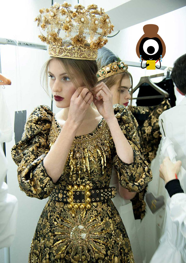 #SuzyCouture: D&G — When Music Is The Force Of Fashion
