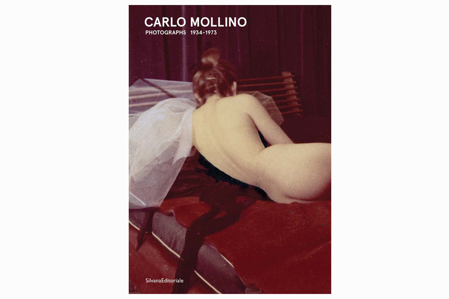 Книга Carlo Mollino: Photographs 1934–1973, $33.58, amazon.com