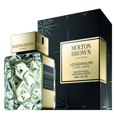 FNO 2012: Презентация аромата Molton Brown Londinium
