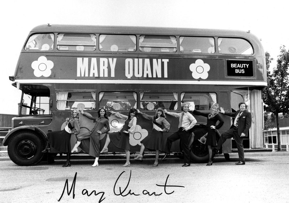 Автобус The Mary Quant Beauty, 1971