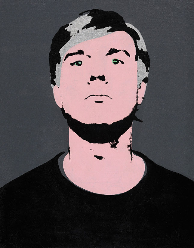 Self-Portrait, 1964, The Andy Warhol Foundation