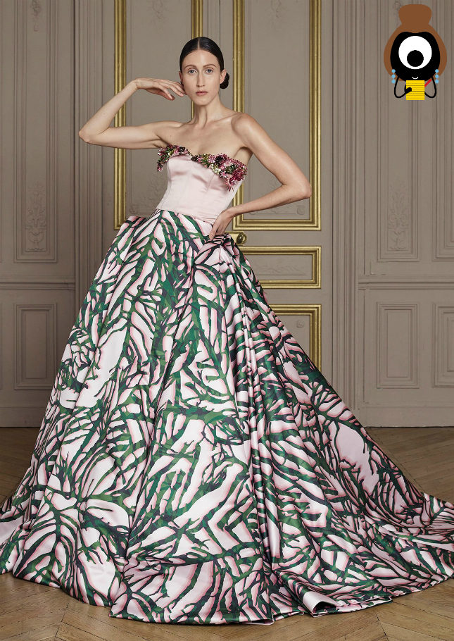 #SuzyCoutre: Giles Deacon — Unfussy Grandeur With A Pop of Eccentricity