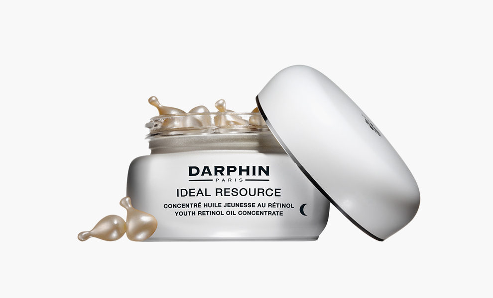 Darphin, Youth Retinol Oil Concentrate, 5650 рублей, shop.rivegauche.ru