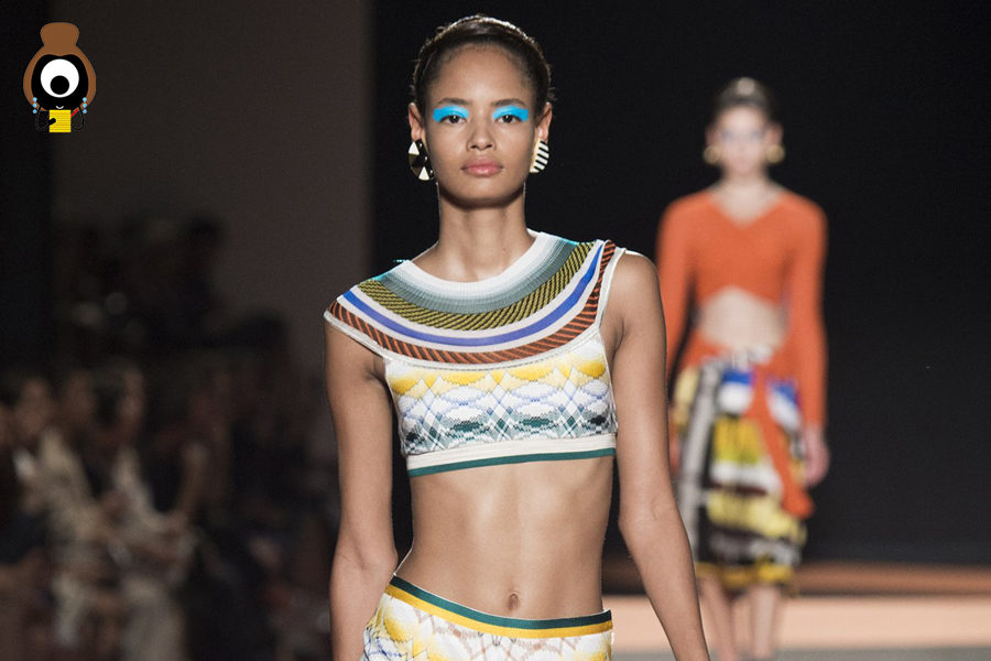 #SuzyMFW: Missoni — Energised by Africa