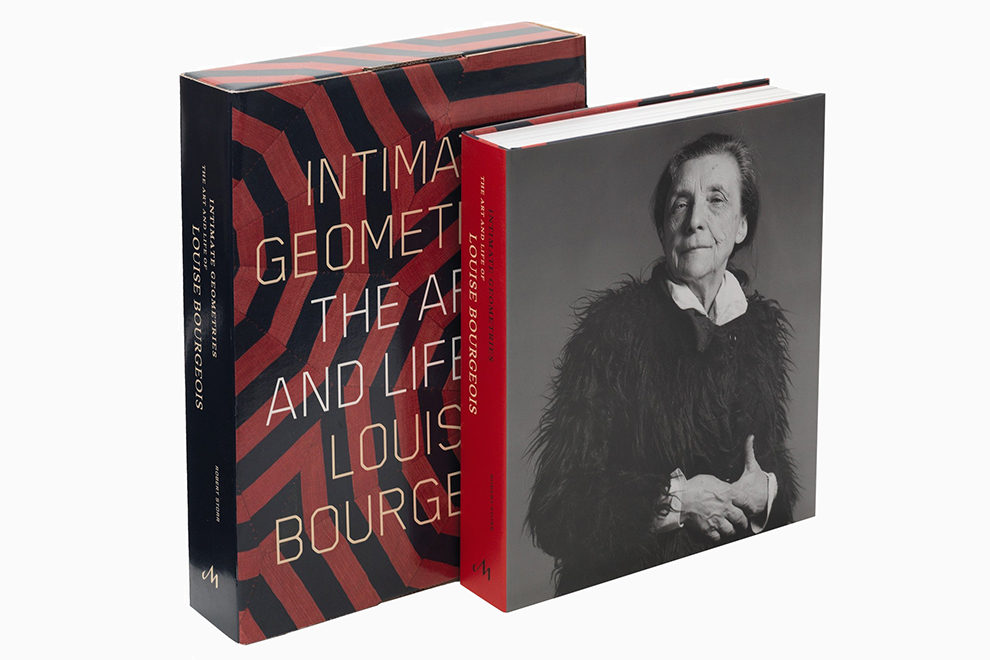 Intimate Geometries: The Art and Life of Louise Bourgeois, $102, The Monacelli Press, amazon.com