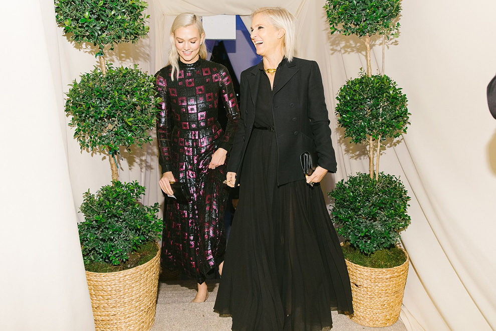Гости премии CFDA/Vogue Fashion Fund 2017