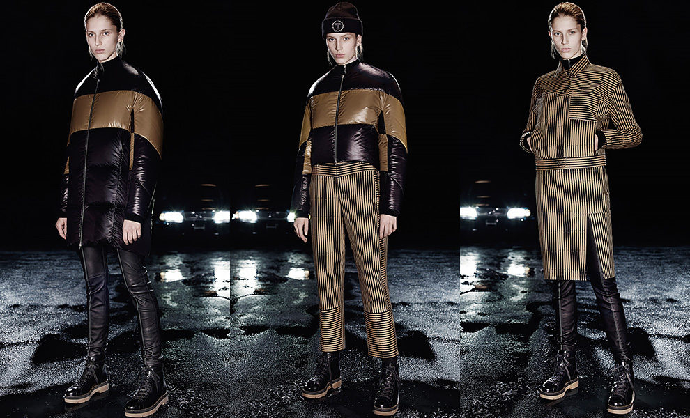 T by Alexander Wang pre-fall 2015