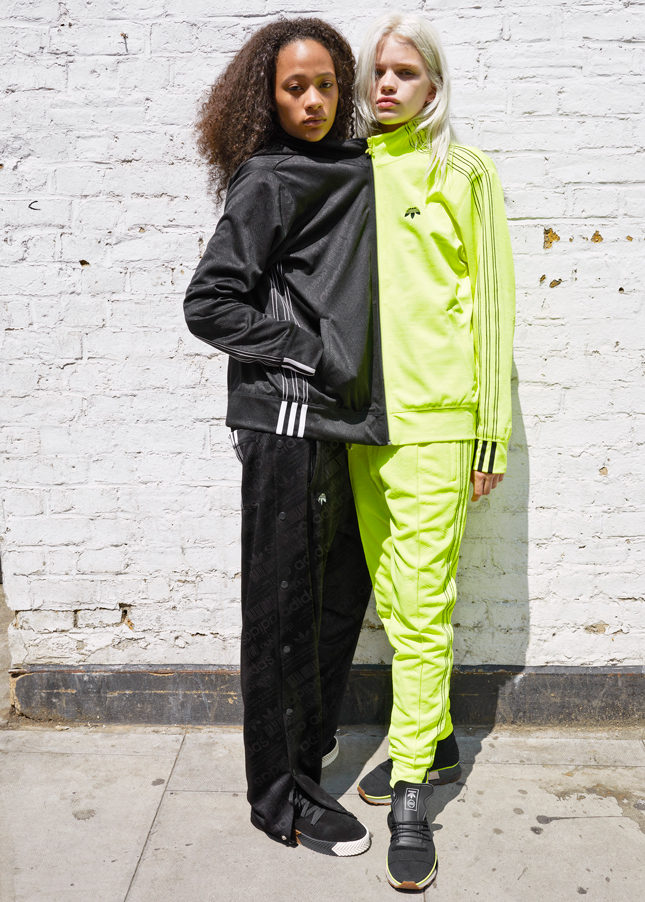 Дубль два: adidas Originals by Alexander Wang в ЦУМе