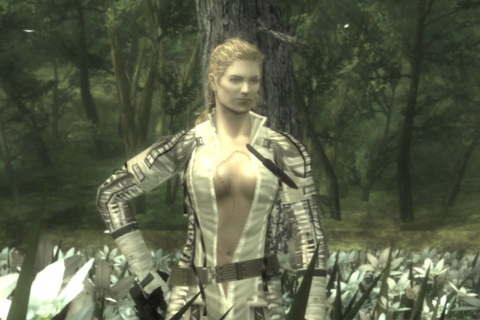 The Boss из Metal Gear Solid 3: Snake Eater, 2004